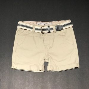 Other - Shorts with belt
